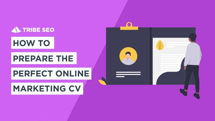 Online Marketing CV