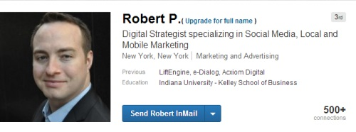 Robert Pratt on LinkedIn