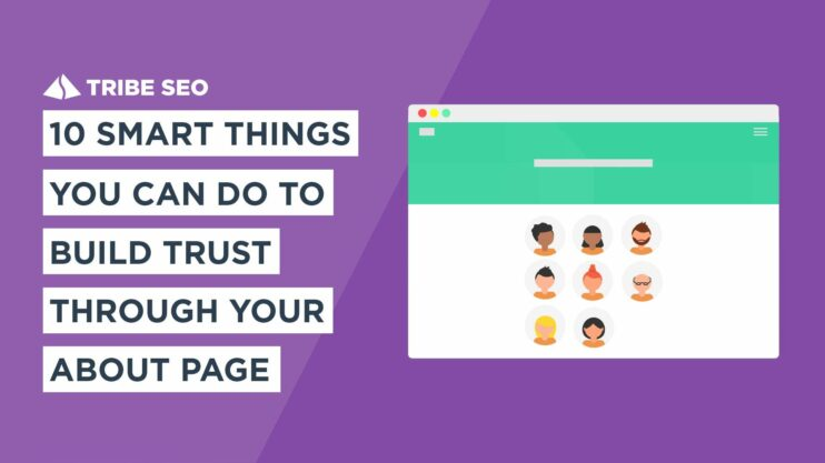 Trust About Page